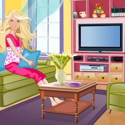 Barbie room games room decorating junglespirit Gallery